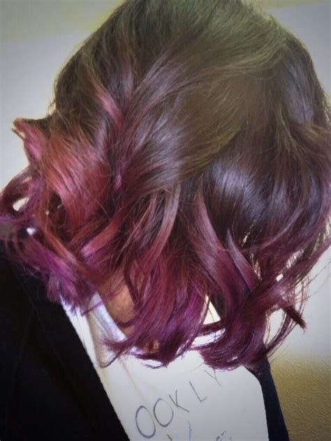 Short Ombre Hair Hair Pinterest