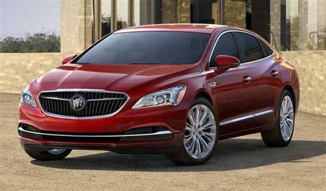 Buick Lacrosse Models by Gm Recalls Model Year 2017 Buick Lacrosse Vehicles