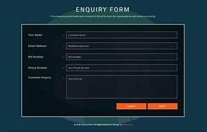 Signup Form Flat Responsive Widget Template