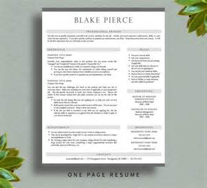 resumes guaranteed coupon code professional resume template for word by landeddesignstudio