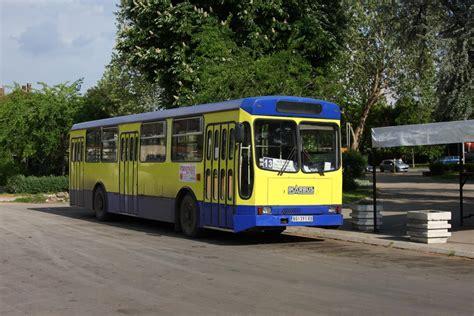 Dieser Moderne Stadtbus Fuhr Am 452013 In Der Serbischen