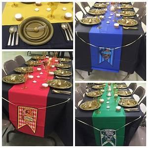 Harry Potter Decoration : harry potter baby shower table decorations and place ~ Dode.kayakingforconservation.com Idées de Décoration