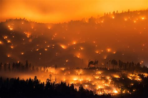 The tick fire in santa clarita, just outside of los angeles, continued to expand overnight after it jumped state road 14. 'It's Just Ashes': Northern California's Wildfires Have ...