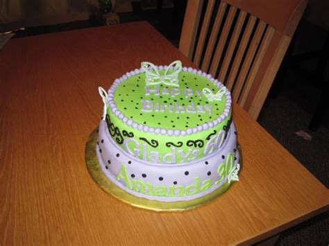 Custom 2 Tier Cake Walmart Email Facebook Google Twitter 0 Comments