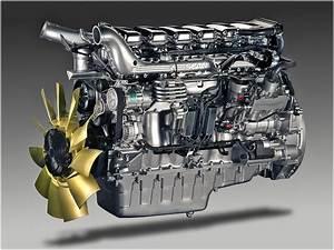 Revista El Remolque  Scania  Gama Mundial De Motores