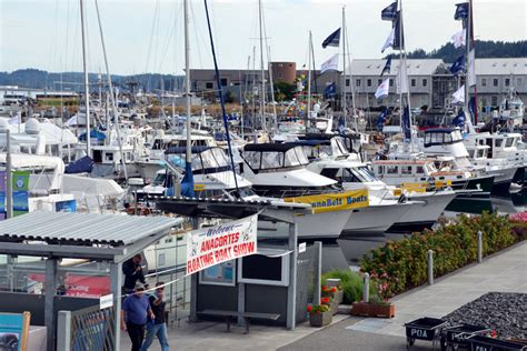 Floating Boat Show by Fall Floating Boat Show Photo Gallery Anacortes