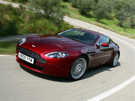 10 Best Aston Martin Models Of All Time