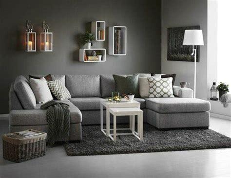 d 233 co salon d 233 co salon gris couleur peinture salon gris canap 233 tapis et sol gris avec q