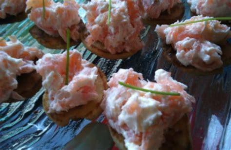 canap駸 au saumon photos canapé au saumon fumé et mascarpone