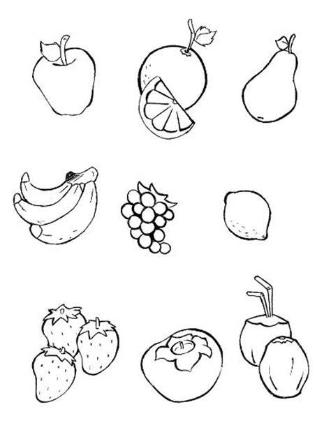 Frutas para Colorir Fotos e Imagens Meio Ambiente