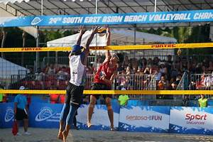 Indonesia indomitable at SEA Beach Volleyball ...