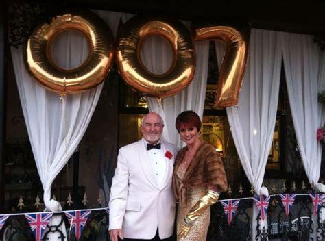 James Bond Theme Party !  James Bond Themed Party Pinterest
