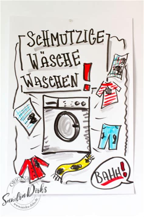 Schmutzige Wäsche Waschen by Mini Flipchartkurs Schmutzige W 228 Sche Waschen Dirks