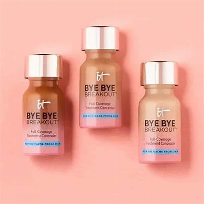 Bye Cream Sephora Breakout Cosmetics Facial Newness