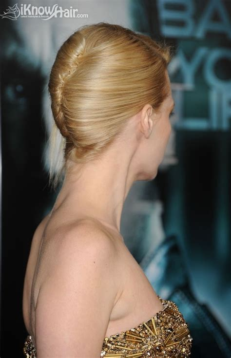 french twist hairstyles    french twist hair
