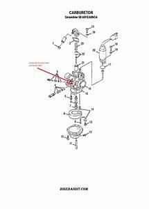 Polaris Scrambler 90 Carb Diagram
