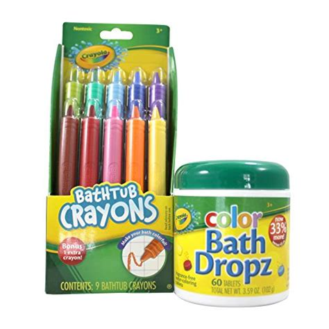 Crayola Bathtub Crayons Stain by Ultimate Easter Gift Guide For That Bald 174