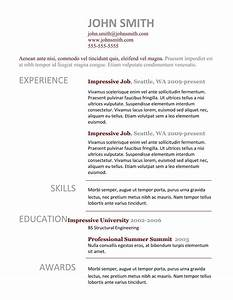 resume template objective for general examples With make me a professional resume