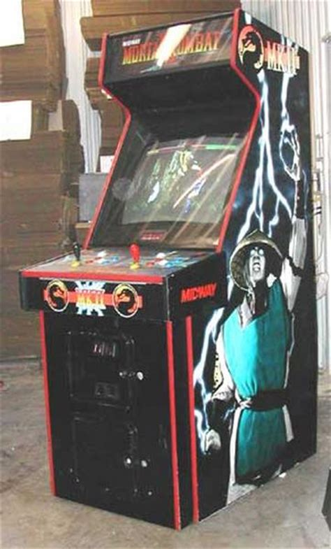 looking for mortal kombat 3 ultimate cabinet plans arcade