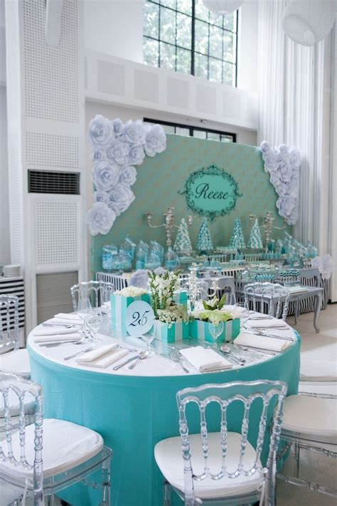 99 Awesome Quinceanera Ideas Tiffany Blue Themed Wedding