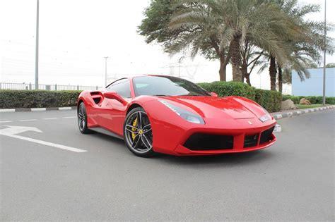 2016 Ferrari 488 Gtb In Dubai United Arab Emirates For