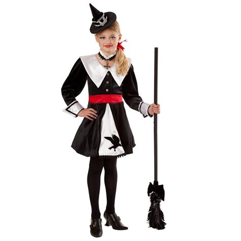 rubies deluxe salem witch costume small