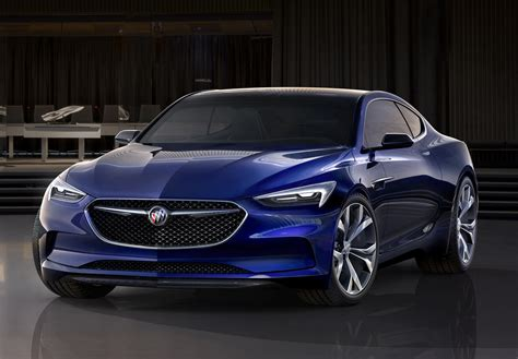 buick avista concept cars diseno art