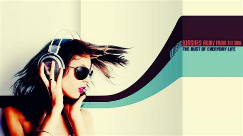 Download Headphones Music Wallpaper 1920x1080