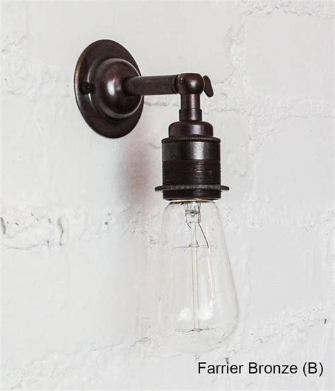 manston vintage wall light by dowsing reynolds