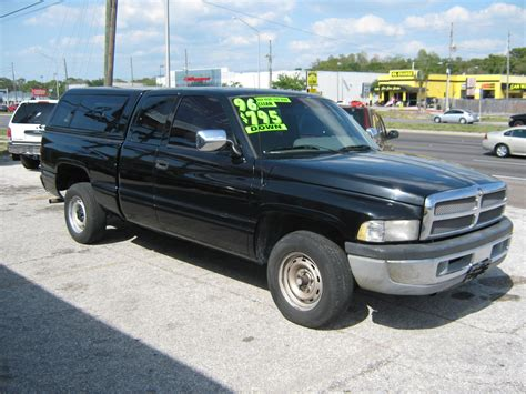 1996 Dodge Ram Pickup 1500 Pictures Cargurus