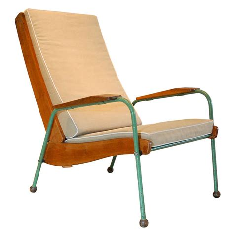 jean prouv chaise jean prouve visiteur lounge chair 1942 at 1stdibs