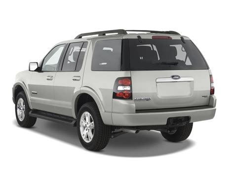 ford explorer 2008 ford explorer reviews and rating motor trend