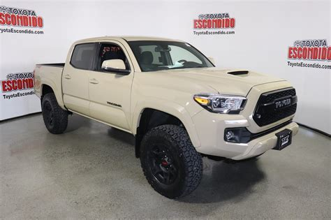 New 2018 Toyota Tacoma Trd Sport Double Cab Pickup In