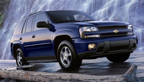 2005 Chevrolet Trailblazer History, Pictures, Value