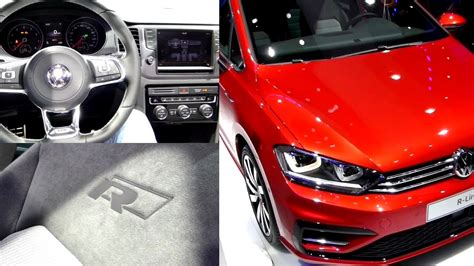 pieces interieur golf 4 2016 vw golf sportsvan 1 4 r line exterieur interieur in detail iaa 2015