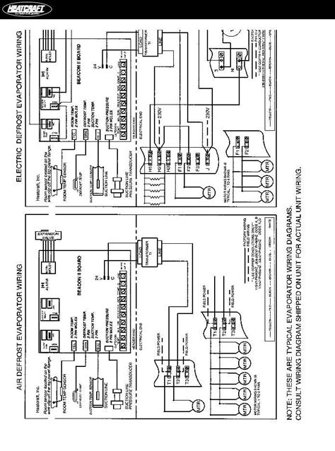 heatcraft freezer wiring diagram heatcraft freezer wiring diagram fuse box and wiring diagram