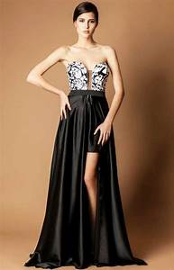 1000+ images about Stunning Black Party Dresses Women ...