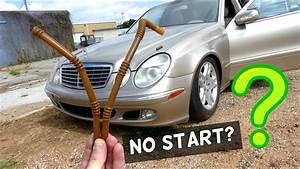 Mercedes W211 No Start No Fuel Pressure Fuel Pump Problems