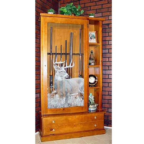 Scout 8gundisplay Cabinet