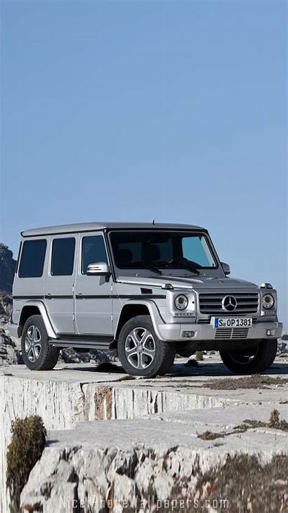 Mercedes Wagon Benz Wallpapers Class Iphone Cars