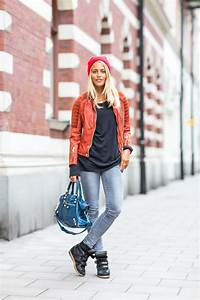 Street Style, December 2014 - Just The Design  Wearing