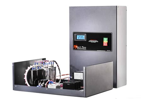 phase converter  hp rotary cnc grade