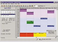 Medisoft Office Hours Appointment Scheduler