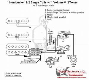 Suhr Guitar Wiring Diagram