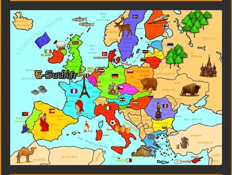 Carte Du Monde Avec Tout Les Pays Pdf by 17 Best Ideas About Carte Europe Pays On Carte