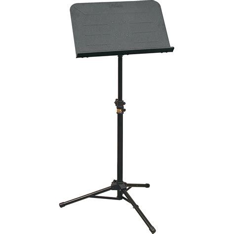 hamilton stands kb990bl portable sheet music stand kb990bl b h