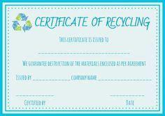 certificate  destruction images certificate
