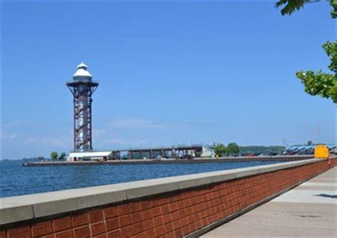 presque isle bay area bicentennial tower erie pa