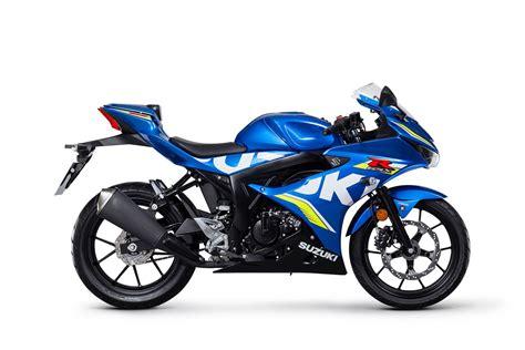 Suzuki R Gsx by Suzuki Gsx R125 2017 On Review Mcn
