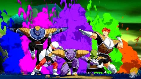 Dragon Ball Latest Anime Latest Dragon Ball Fighterz Trailer Brings Back The Ginyu
